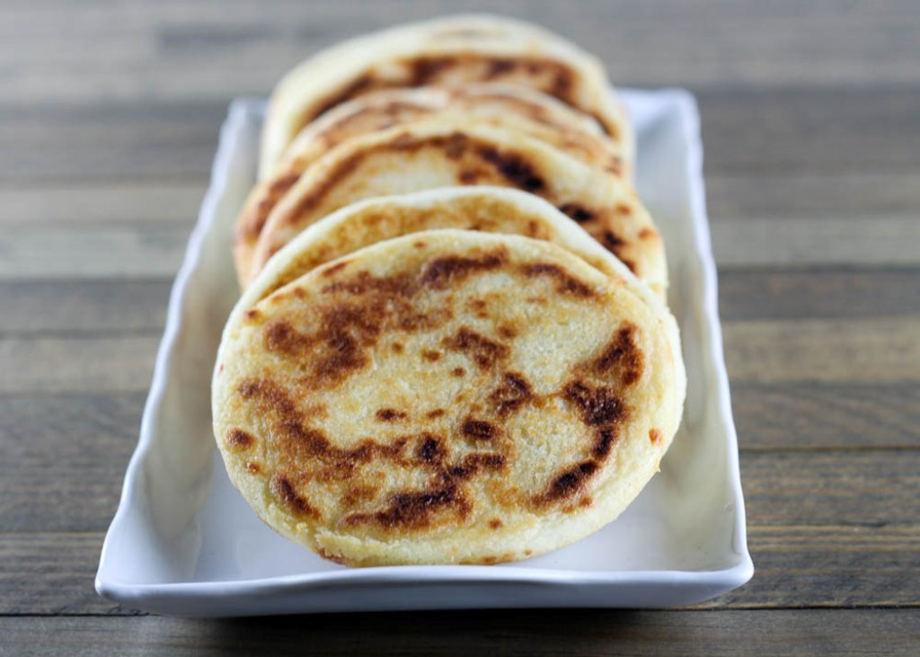 Basic Colombian Arepa Recipe Latino Connection Magazine