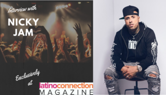 Interview with Nicky Jam