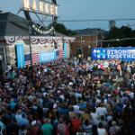 Welcome to Harrisburg, Secretary Clinton: Greetings from the Midtown Rally