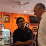 Sen. Casey at La Placita de Lebanon